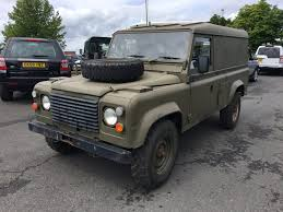 land rover defender diesel vehicles pvh landrovers