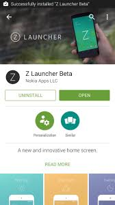nokia u0027s amazing z launcher for android now in open beta