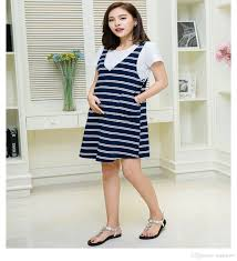 2018 summer maternity clothing maternity dress fashion one