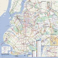 Mta Subway Map Nyc by Nyc Mta Bus Map Adriftskateshop