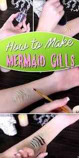 Halloween Makeup Mermaid Best 20 Mermaid Halloween Makeup Ideas On Pinterest Halloween