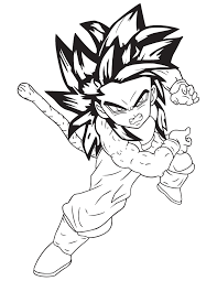 dragonball anime coloring u0026 coloring pages