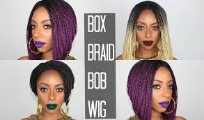 natural looking box braids wig jessica pettway youtube