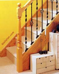 metal landing banister and railing metal stair balusters for staircase balustrade landing handrails