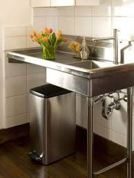 Free Standing Sink Kitchen Stand Alone Kitchen Sink Stylish Neutral Dining Room Trends From