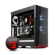 ordinateur de bureau gaming materiel silverhawk by watermod win10 pc gamer achat