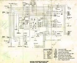 wiring diagram for nissan 1400 bakkie 4 nissan pinterest