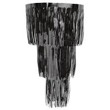 Party Chandelier Decoration by Amazon Com Creative Converting Glitz 3 Tier Foil Streamer