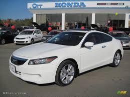 2011 honda accord white 2011 taffeta white honda accord ex l v6 coupe 42517843 gtcarlot