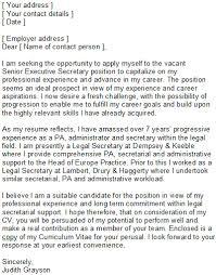 legal secretary resume cover letter resume tips for legal