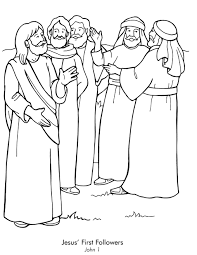 jesus the good shepherd coloring pages men from thru the bible coloring pages for ages 4 8 standardpub