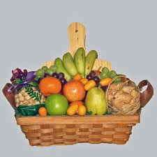 healthy gift basket fresh healthy upscale gift baskets