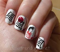 japanese nail art u2013 humoring the goddess