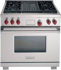 Wolf 36 Electric Cooktop Wolf 36 Inch Ranges