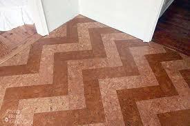 Cork Kitchen Floor - installing cork tile flooring in the kitchen pretty handy