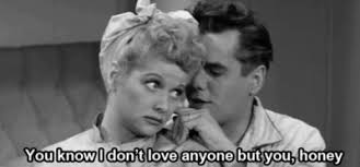 ricky ricardo quotes gif love kiss 50s gif set marriage lucille ball i love lucy desi