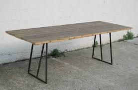 Ebay Furniture Dining Room by Dining Tables Ebay Uk Vintage Industrial Rustic Reclaimed Plank