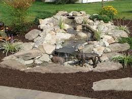 Aquascapes Com Disappearing Pondless Waterfall Contractor South Jersey Camden