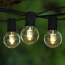 string lights c9 base led incandescent patio lights