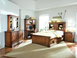 bookcase masculine boys room design idea featured black full
