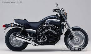 yamaha vmax 1200 2000 názory motorkářů technické parametry