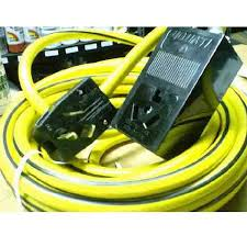 220 volt 50 ft 10 3 extension cord f193 electrical adaptor