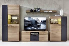 Wohnzimmerschrank Eiche Wohnzimmerschränke Oder Wohnwände Bei Trendmöbel 24