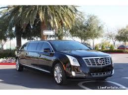 cadillac cts limo used 2013 cadillac xts limousine sedan stretch limo las vegas