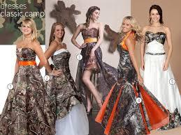 camo dresses for weddings camo wedding dresses camo bridesmaid dresses