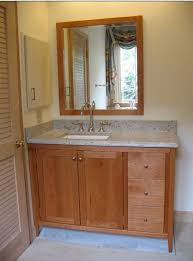 Shaker Style Vanities Shaker Style Bathroom Vanities Solid Cherry Bathroom Vanity