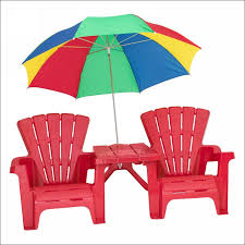 Lawn Chair With Umbrella Attached Outdoor Wonderful Walmart Balcony Furniture Walmart Kids Outdoor