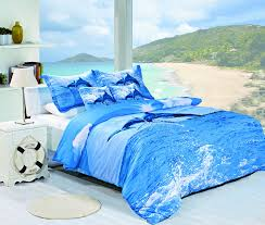 ocean bedding for a touch of the sea in your bedroom webnuggetz com