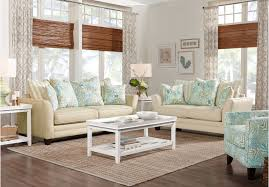 Sofa Table Rooms To Go by Picture Of Coastal Grove Khaki 7 Pc Living Room From Living Room