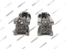 black diamond earrings for men black diamond earrings for men earings