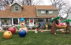 Christmas Vacation Outdoor Decorations where to see the best christmas light displays in nj 2016