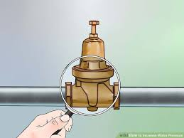 Low Water Pressure In Bathroom 3 Ways To Increase Water Pressure Wikihow