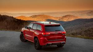 2018 jeep grand wagoneer interior 2018 jeep grand cherokee trackhawk supercharged 707 hp suv revealed