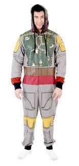 wars jumpsuit wars boba fett gray costume jumpsuit wars