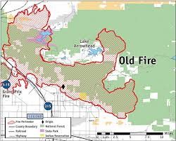 California Wildfires Ventura County by California Fire Siege Of 2003 U0027 Made History U2013 San Bernardino Sun