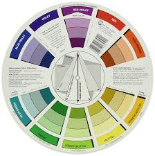 amazon com color wheel 9 1 4