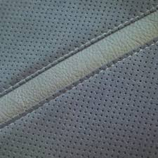Eco Upholstery Fabric Eco Punching Perforated Ultra Suede For Automotive Seats Sofa