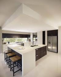 Modern Galley Kitchen Design Modern Australian Kitchen Designs Latest Gallery Photo