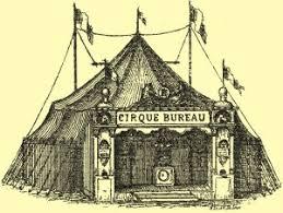 cirque bureau cirque bureau direction bureau frères circus parade