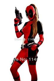 Body Halloween Costumes 2017 Cool Deadpool Costume Women Marvel Superhero Costumes Movie