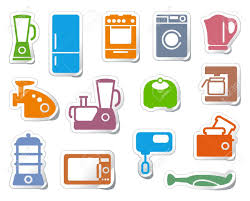 Home Clipart Home Appliances Clipart Collection