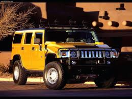 2015 Hummer The Hummer H2 Is An Suv And Sut That Was Marketed By General