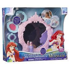The Little Mermaid Bathroom Set Amazon Com Disney Princess The Little Mermaid Ariel U0027s Bath Vanity