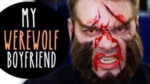 Halloween Werewolf Makeup Realistic