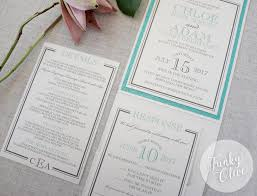 wedding invitation paper wedding invitations stationery funky olive design