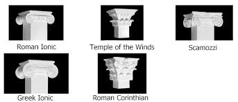 split ornamental capitals square tapered permacast permawrap